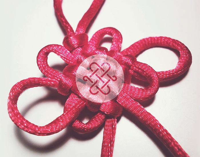 Chin Chin Brand image - chinese knot