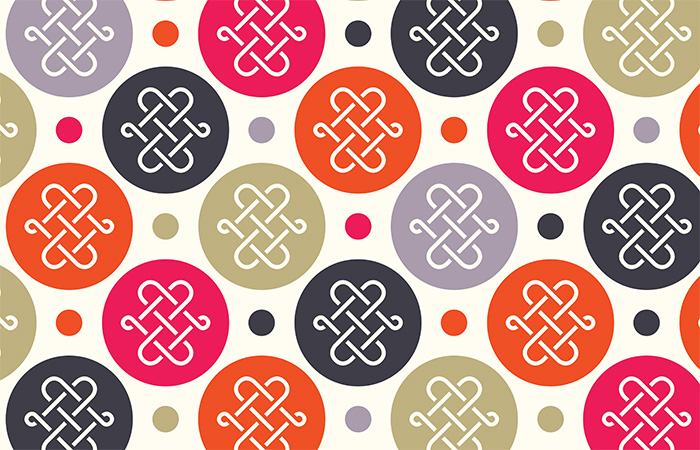 Public Marking - Chin Chin Brand Logo Pattern