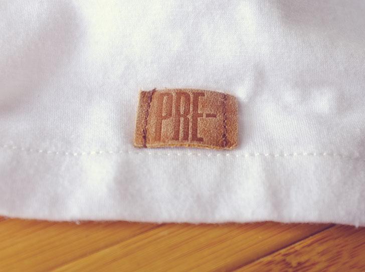 Public Marking PRE- logo Patch