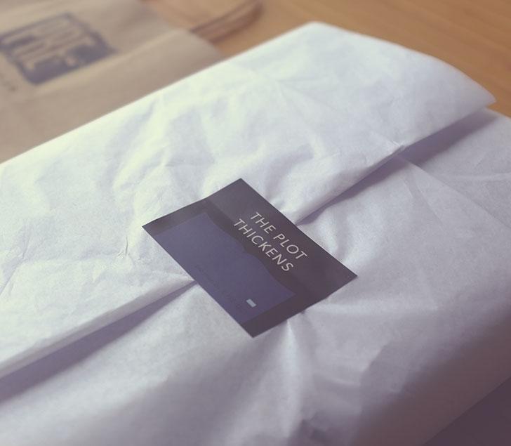Public Marking PRE- Sticker Tissue