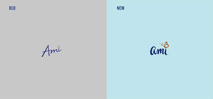 Public Marking Ami Logo Refinement - Small Scale
