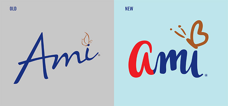 Public Marking Ami Logo Refinement - Lowercase A