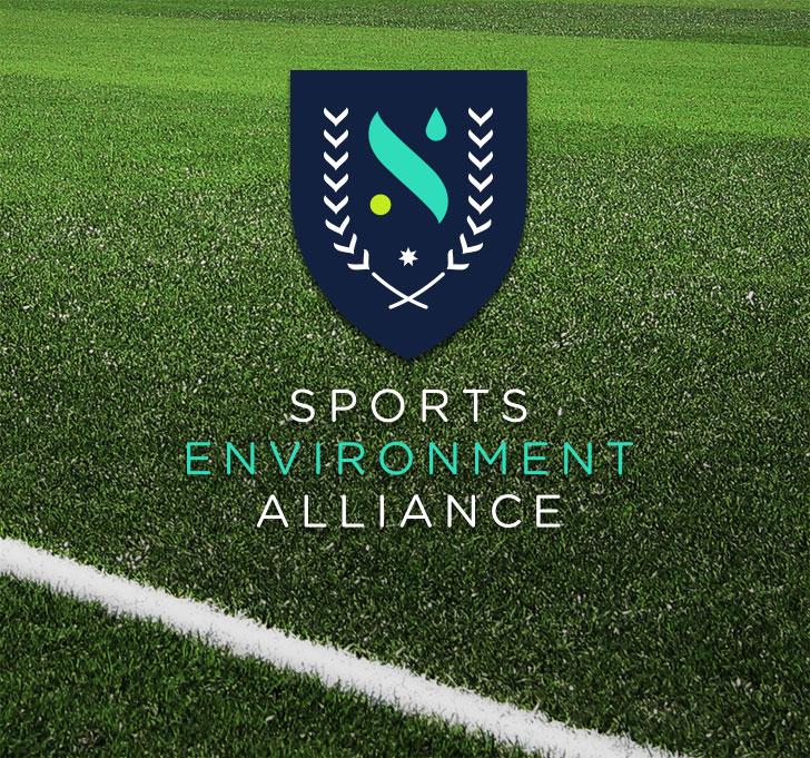 Public Marking Sports Environment Alliance Logo Stadium