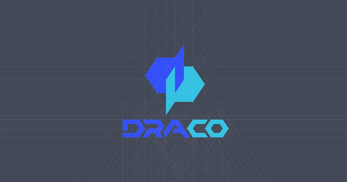 Public Marking Draco Logo Grid