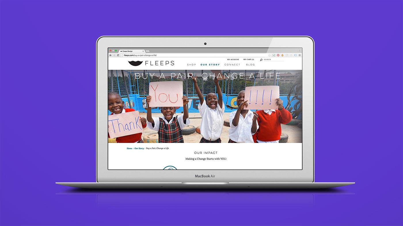 Public Marking Fleeps Website
